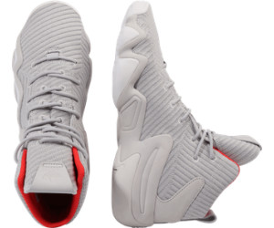 new style 25a33 46ed8 Adidas CRAZY 8 ADV grey twoftwr whitehi-res red