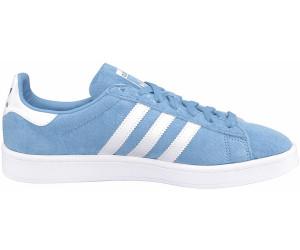 Línea de metal chatarra Pogo stick jump  Buy Adidas Campus ash blue/ftwr white/ftwr white from £72.97 ...