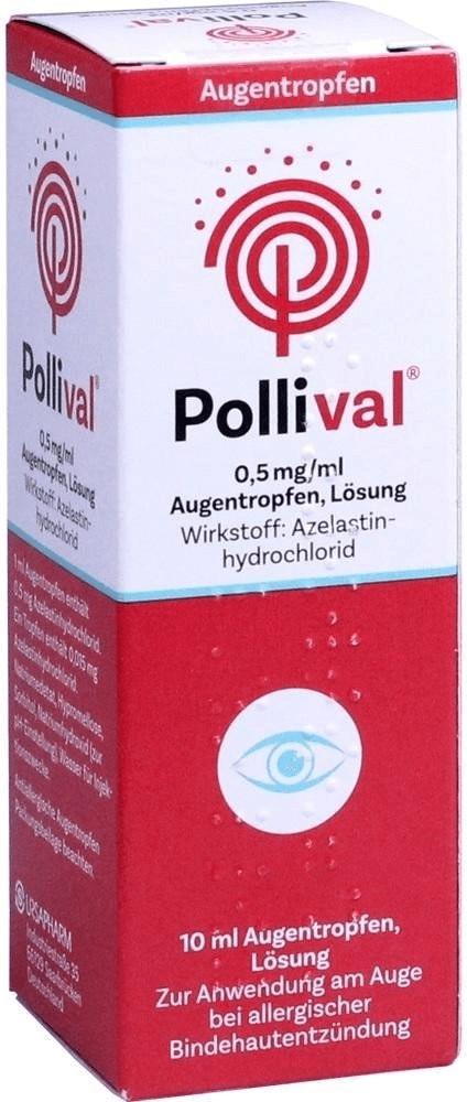 Pollival 0,5 mg/ml Augentropfen (10 ml)