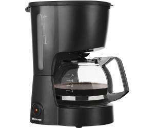 Kompakte Kaffee Maschine 600 Watt Dauerfilter Anti-Tropfsystem Tristar