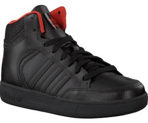 Adidas Varial Mid J core blackorange au meilleur prix sur