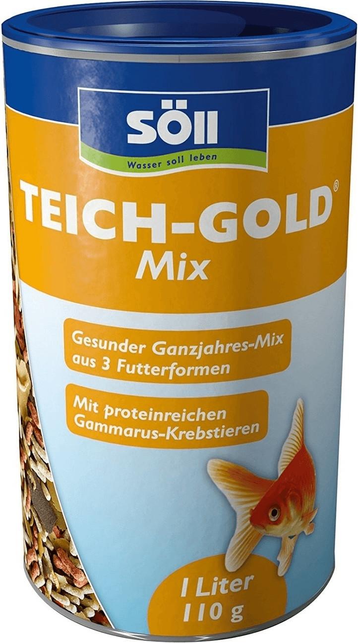 Söll Teich-Gold Mix 1L