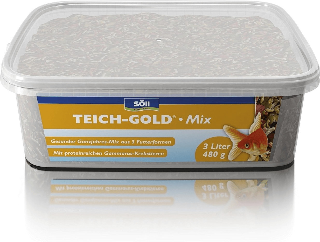 Söll Teich-Gold Mix 3L