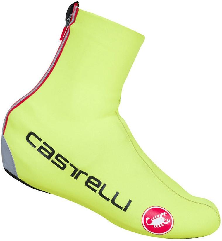 Castelli Diluvio C yellow fluo