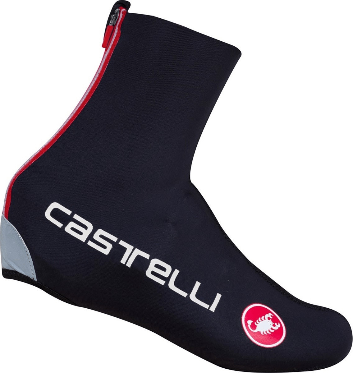 Castelli Diluvio C schwarz