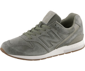 NEW Balance 996 RE Engineered Uomo in Pelle Scamosciata Stile Retr Sneaker Basse Scarpe in Blu