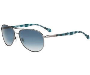 Boss Herren Sonnenbrille » BOSS 0824/S«, schwarz, YZ2/6E - schwarz/grau