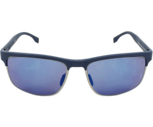 92c08bc7a0 Buy Hugo Boss 0835 S ILG 5X (blue carbon blue polarized) from ...