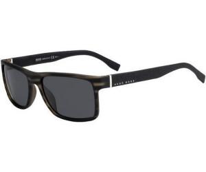 Hugo Boss occhiali da sole 0919 DL5 IR Matt Black Grey