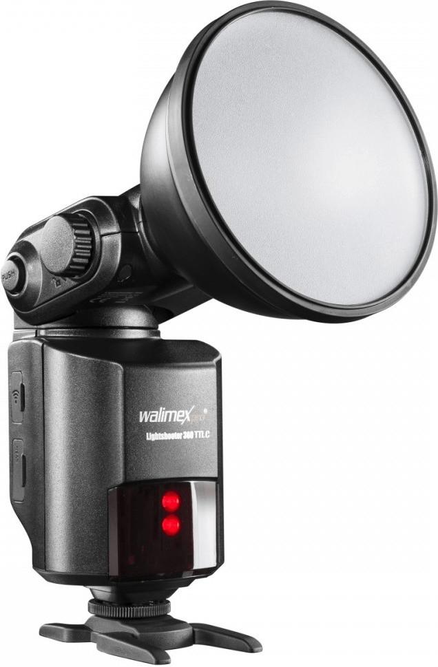 Image of Walimex pro Light Shooter 360 TTL/C + Power Porta