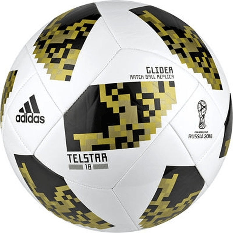 Adidas Telstar 18 Glider white/copper gold/gold metallic