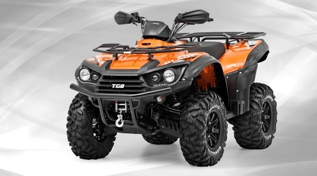 TGB Blade 600 EFI 4x4 Orange Metallic
