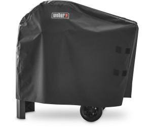 Weber Elektrogrill Pulse Preisvergleich : Weber abdeckhaube für pulse rollwagen ab