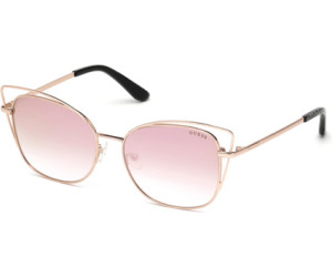 Guess GU7528 Sonnenbrille Nickel 10C 56mm yYKZC95NN