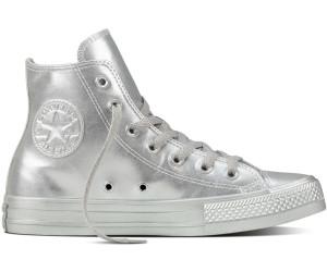 converse silver