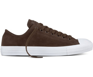 Converse Chuck Taylor All Star Plush Suede Ox Marrón bDrvsM