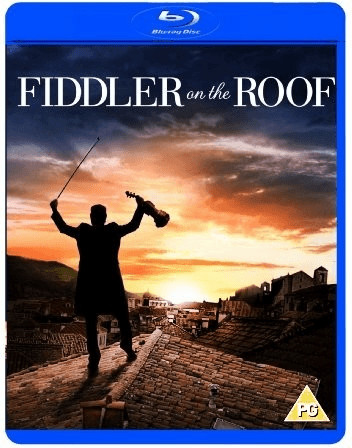 Image of Fiddler on the Roof (40th Anniversary Edition) [Blu-ray] [1971]