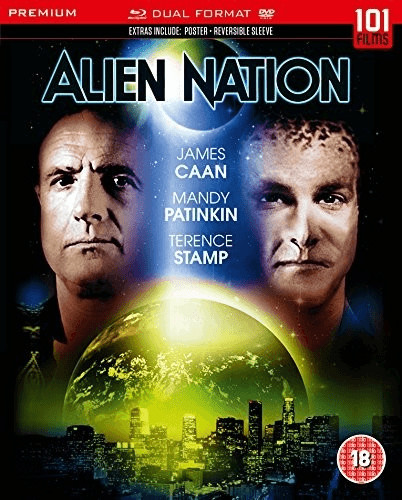 Image of Alien Nation [Dual Format] [Blu-ray]