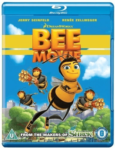 Image of Bee Movie [Blu-ray]