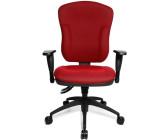 Bürostuhl Schreibtischstuhl Drehstuhl Sessel Topstar Wellpoint 30 SY blau B-Ware