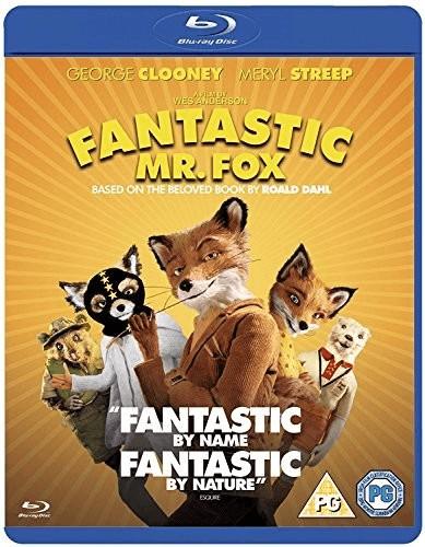 Image of Fantastic Mr Fox [Blu-ray]