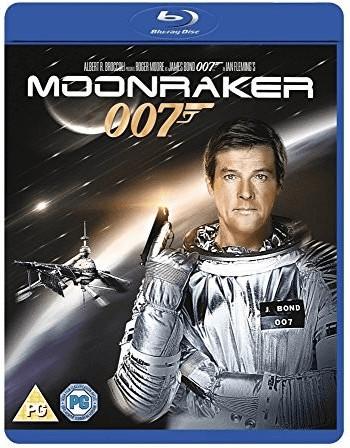 Image of Moonraker [Blu-ray] [1979]