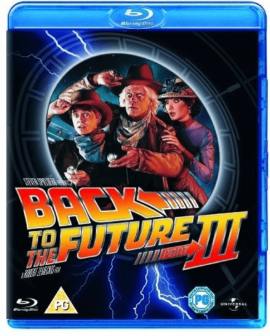 Image of Back to the Future: Part 3 [Blu-ray]