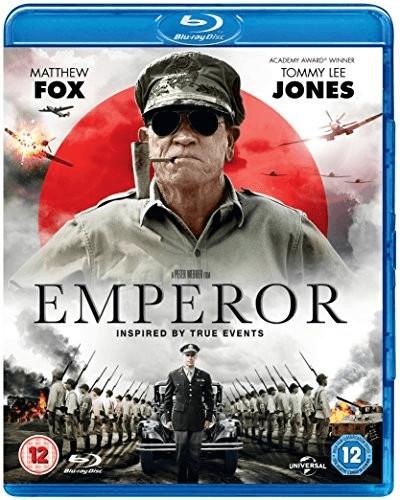 Image of Emperor [Blu-ray] [Region Free]