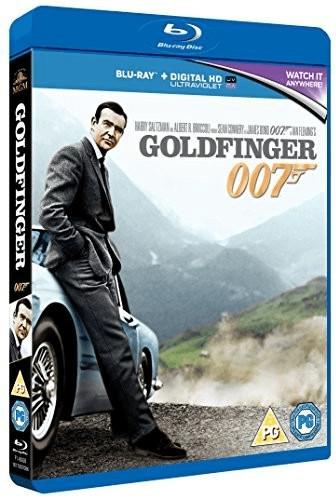Image of Goldfinger [Blu-ray] [1964]