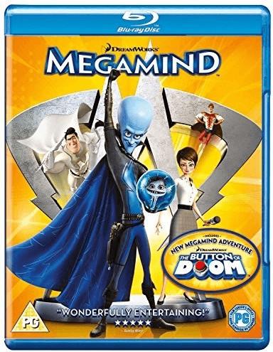 Image of Megamind [Blu-ray] [2010]