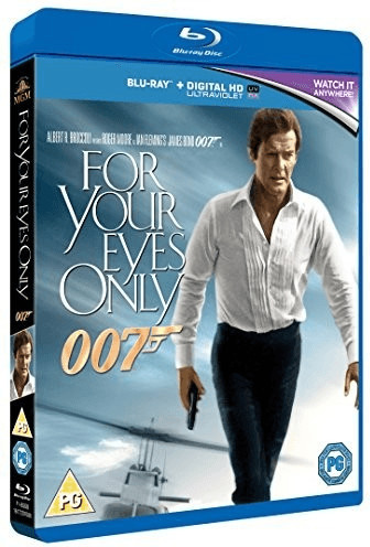Image of For Your Eyes Only [Blu-ray] [1981]
