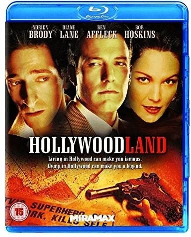 Image of Hollywoodland [Blu-ray]