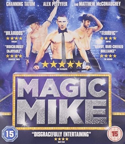 Image of Magic Mike [Blu-ray]
