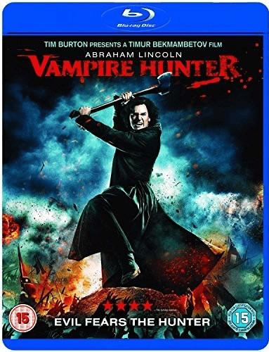 Image of Abraham Lincoln Vampire Hunter [Blu-ray] [Region Free]