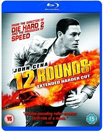 Image of 12 Rounds [Blu-ray]