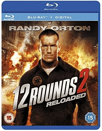 Image of 12 Rounds 2: Reloaded (Blu-ray + UV Copy)