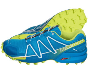 SPEEDCROSS 4 - Laufschuh Trail - hawaiian surf/acid lime/white 88s2rcY