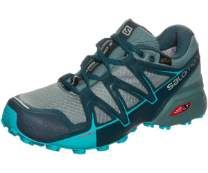 Salomon Damen Speedcross Vario 2 GTX Trailrunning-Schuhe, Blau (Arctic/North Atlantic/Blue Bird), Gr. 38