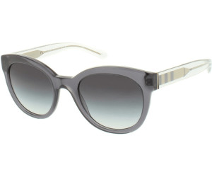 BURBERRY Burberry Damen Sonnenbrille » BE4210«, grau, 35448G - grau/grau