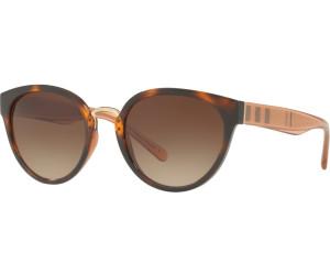BURBERRY Burberry Damen Sonnenbrille » BE4249«, braun, 331613 - braun/braun