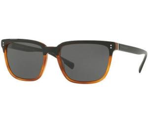 BURBERRY Burberry Herren Sonnenbrille » BE4255«, grau, 36605U - grau/grün