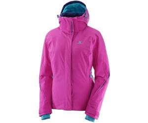 e65cec016 Buy Salomon Brillant Jacket W rose violet from £212.95 – Compare ...