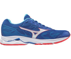 Mizuno Wave Rider 21 surf the web/white/poppy red