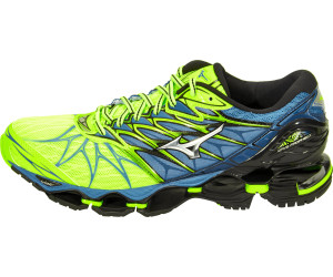 new styles 56931 8a12a Mizuno Wave Prophecy 7 green gecko silver blue sapphire