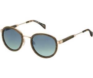 6b929a3ac04 Buy Tommy Hilfiger TH1307 S WQ1 X2 (wood brown gold blue) from ...