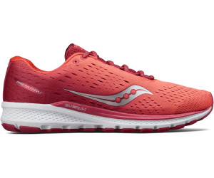 7e89c155e21 Buy Saucony Breakthru 3 berry coral from £62.31 – Compare Prices on ...