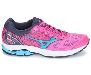 Mizuno Wave Rider 20 Damen Laufschuhe pink Größe 43 xZMU62Y9N