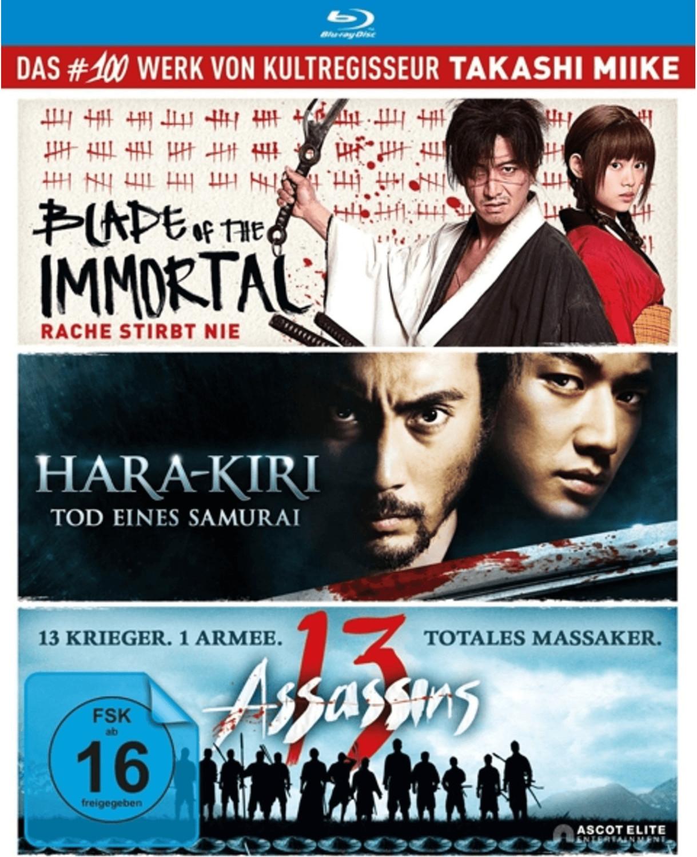 Takashi Miike - Bude of the Immortal: Rache sti...