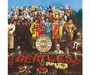 Buy The Beatles - Sgt  Pepper's Lonely Hearts Club Band