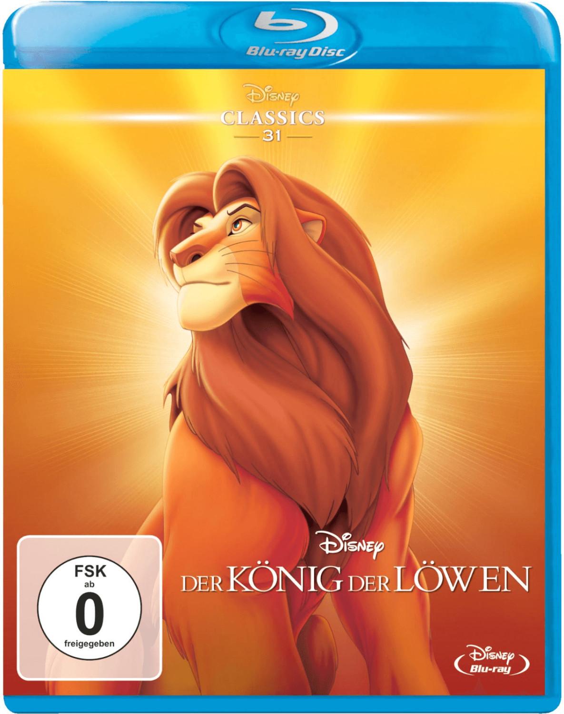 Der König Der Löwen (Disney Classics 31) [Blu-ray]
